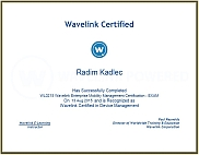 Wavelink Device Management Certificate
